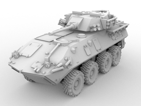 ASLAV-25 TYPE 1(1:56 Scale) in White Strong & Flexible