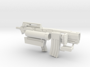 1:6 CZN M22 Bullpup SF in White Strong & Flexible