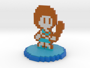 8-Bit Mako Mankanshoku in Full Color Sandstone