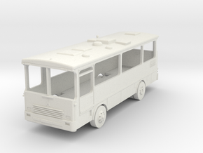 Magirus R81 Bus in White Strong & Flexible