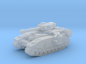 [5] Super-Heavy MBT in Frosted Ultra Detail