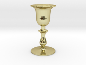 Chalice in 18k Gold Plated