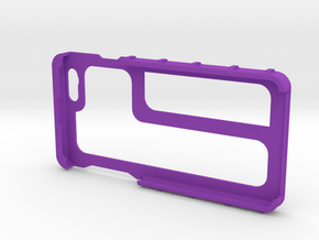 iPhone 6/6S Minimal Case in Purple Strong & Flexible Polished