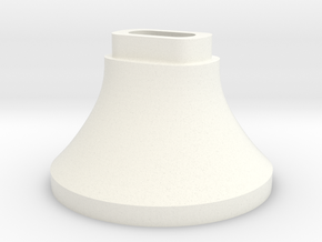 Pax 2 Tools: Funnel in White Strong & Flexible Polished
