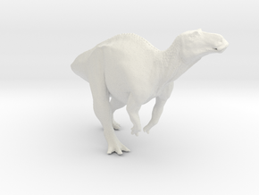 Maiasaura peeblesorum - sniffing the air 1/40 in White Strong & Flexible
