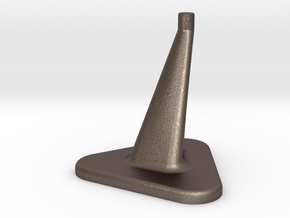 50mm Model Stand / top diameter= 6mm in Stainless Steel