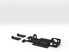 Chasis para Porsche 908-3 de Fly in Black Strong & Flexible