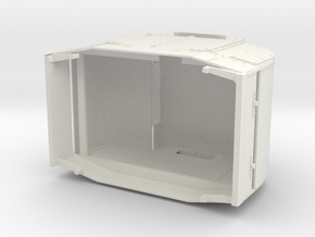 A-1-19-armoured-simplex1 in White Strong & Flexible