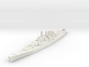 USS North Carolina 1/4300 (WSF) in White Strong & Flexible