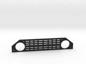 Axial SCX10 Deadbolt Basic Front Grill in Black Strong & Flexible