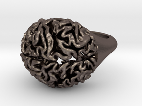 Brain Ring in Stainless Steel