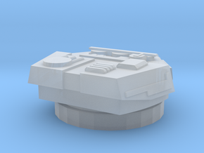 2cm Turret Solo Fixed2 in Frosted Ultra Detail
