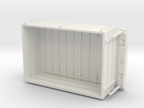 A-1-24-wdlr-a-class-open-fold-side-ends-wagon1c in White Strong & Flexible