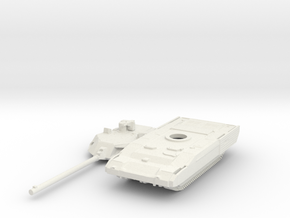 T-14 Armata 12mm  in White Strong & Flexible