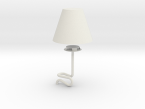 Table Lamp 3 in White Strong & Flexible