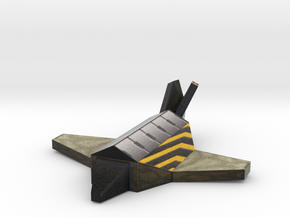 Arm Adv. Construction Aircraft in Full Color Sandstone