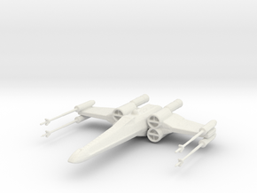 Xwing in White Strong & Flexible