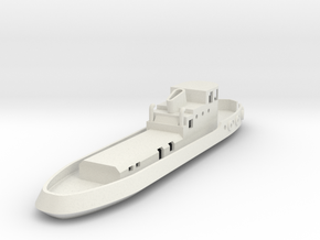 005E Tug Boat 1/220 in White Strong & Flexible