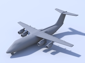 1:200 BAE 146-300 [x1][S] in Frosted Ultra Detail