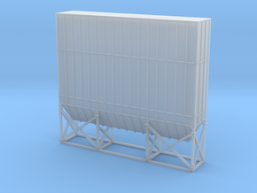 N Scale Dust Filter Nr2b in Frosted Ultra Detail