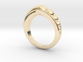Transition Ring Szie 7 in 14K Gold