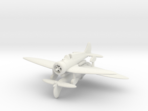 1/200 Mitsubishi A5M4 'Claude' (x2) in White Strong & Flexible