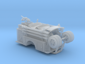 Mack Pumper Body 1:87 in Frosted Extreme Detail