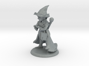 GABRIEL THE SORCERER in Polished Metallic Plastic