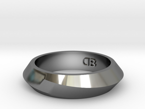 Infinity Ring - Size 7 in Premium Silver