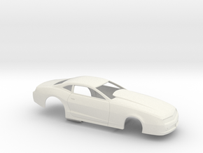 1/12 2012 Pro Mod Camaro One Piece Body in White Strong & Flexible
