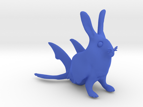 Bunlioshargull in Blue Strong & Flexible Polished