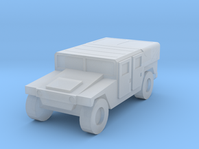 1/220 US Army M1035 Humvee HMMWV Hummer H1 in Frosted Ultra Detail
