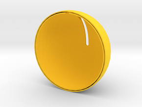 PacManHD in Yellow Strong & Flexible Polished