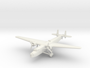 Handley Page Harrow 1/285 6 mm in White Strong & Flexible