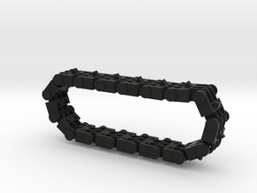 Track Bracelet M 197 in Black Strong & Flexible