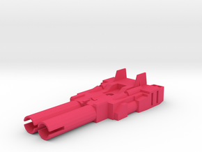 Transformers Cw Brawl Tank Cannons in Pink Strong & Flexible Polished