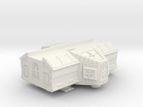 Space 1999 Laboratory Pod for Dinky Eagle in White Strong & Flexible