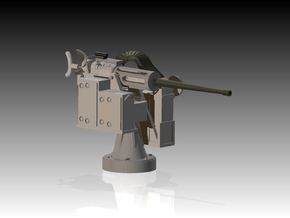 25mm Cannon kit x 1 - 1/20 in White Strong & Flexible
