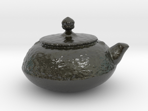 The Japanese Ironware-mini in Coated Full Color Sandstone