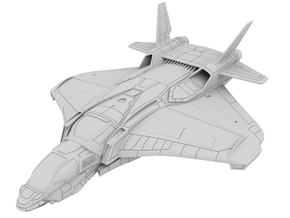 144_WS_Quinjet [x1] in White Strong & Flexible