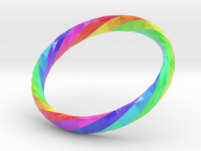 Twistium - Bracelet P=210mm h15 Color in Coated Full Color Sandstone