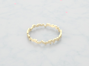 Doty in 18k Gold Plated