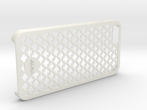 Iphone 6 Case Ilse Style in White Strong & Flexible