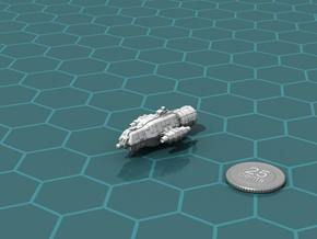 Jovian Pangolin class Light Carrier in White Strong & Flexible