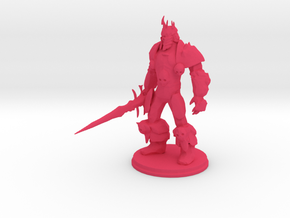 Lichking-10cm V4 in Pink Strong & Flexible Polished