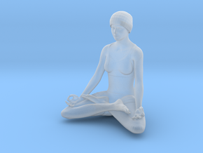 Lotus position (2.5 cm) in Frosted Ultra Detail