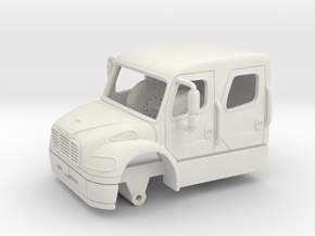 Freightliner64 in White Strong & Flexible