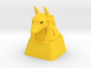 Anubis in Yellow Strong & Flexible Polished