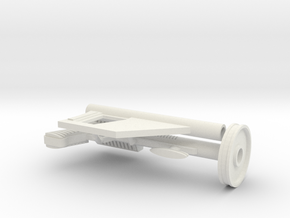CUSTOM ORDER X1 NO MUZZLE in White Strong & Flexible