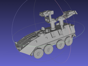 1/144 LAV-AT (Anti Tank) in White Strong & Flexible